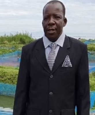 Potential speaker for Fisheries conference 2021 - Enos Ouma Were